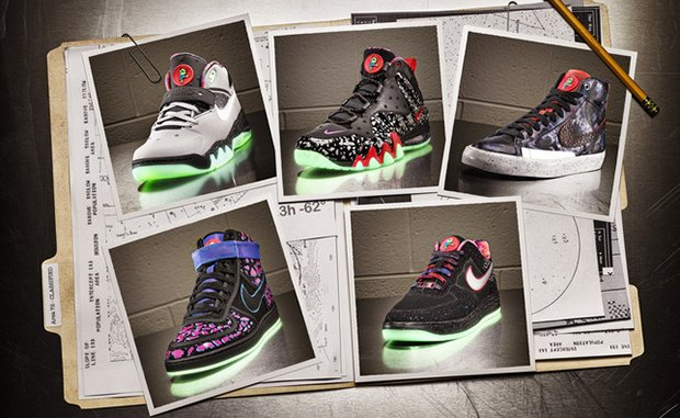 Nike Sportswear Area 72 All-Star 2013 Collection
