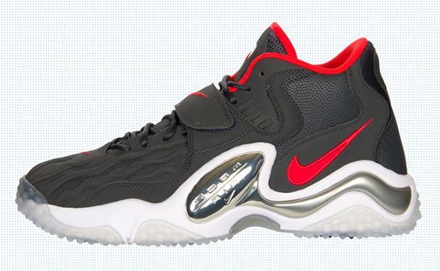 Nike Zoom Jet Turf '97 Black Red White