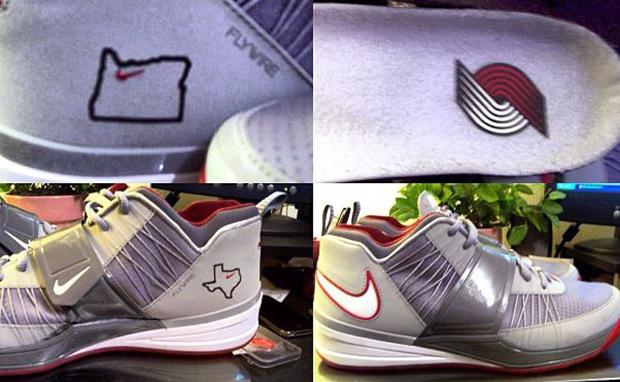 Nike Zoom Revis Portland Trail Blazers