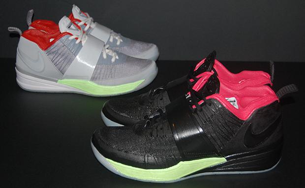 Nike Zoom Revis Yeezy 2 Custom