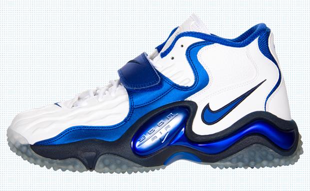 Nike Zoom Turf Jet '97 White Blue Black