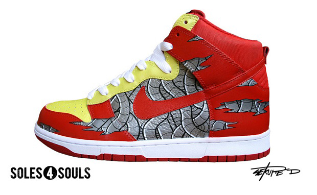 Sekure D x Soles4Souls 25 Pair Custom Auction