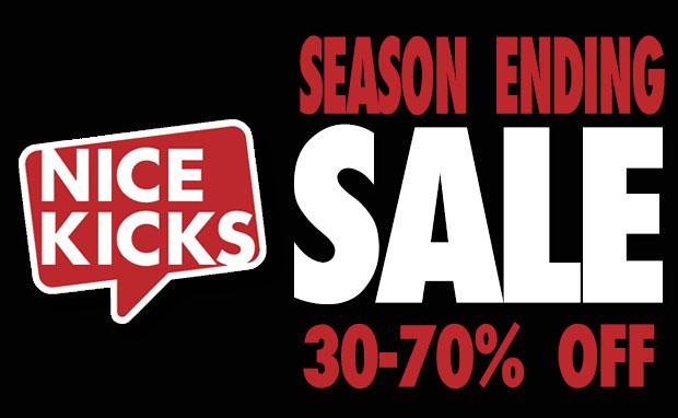 Shop Nice Kicks Season Ending Sale