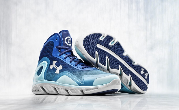"Under Armour Bionic Spine ""Brandon Jennings Invitational"" PE"