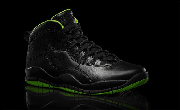 #XX8DaysOfFlight Air Jordan 10
