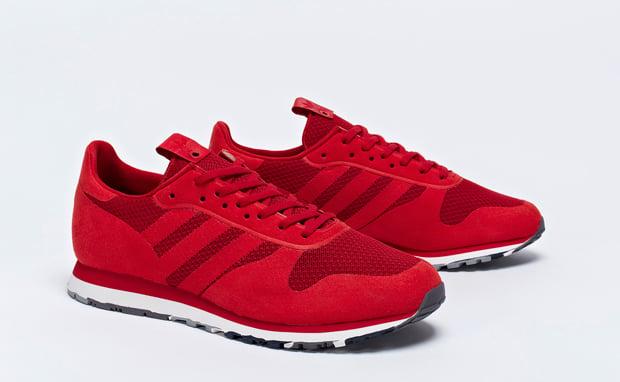 adidas Consortium CNTR - Red
