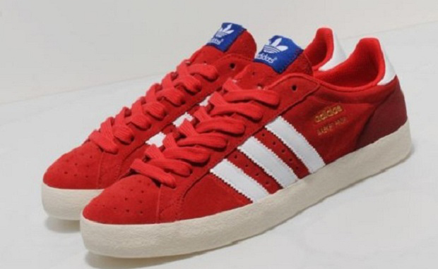 "adidas Originals Basket Profi Lo ""Vivid Red"""