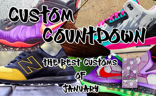 best customs of january