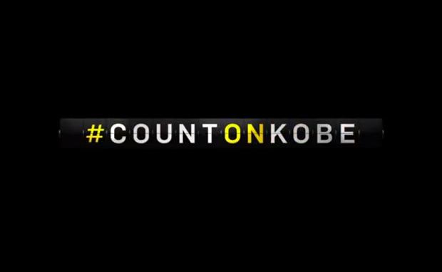 #countonkobe