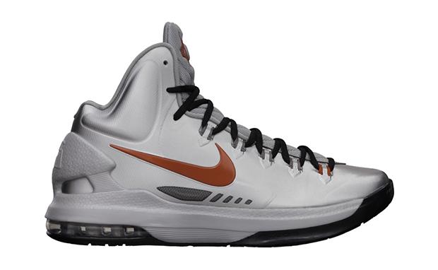 """Nike KD V """"Texas"""""""