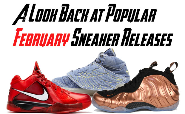 A Look Back At Popular February Releases