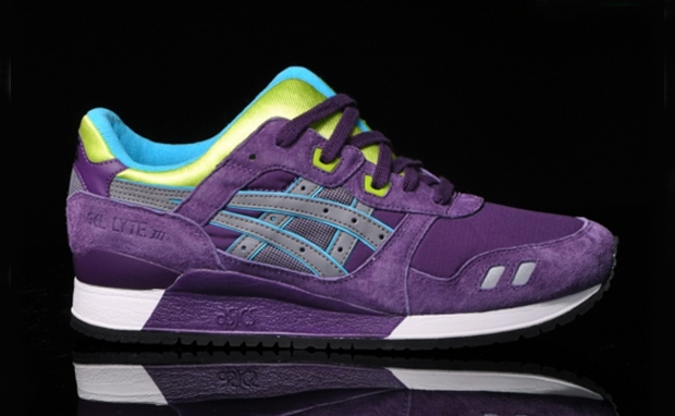 ASICS Gel Lyte III Upcoming Colorways