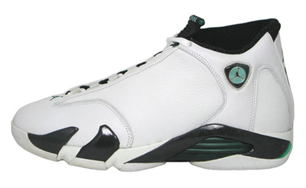 "Air Jordan 14 ""Oxidized Green"""