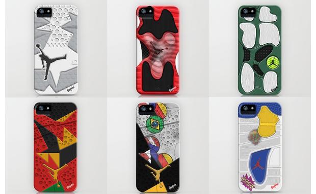 Air Jordan Inspired iPhone Cases by LanvinPierre