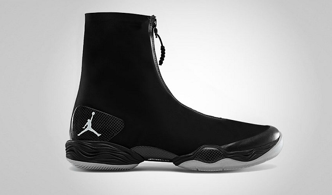 Air Jordan XX8 Black/White-Electric Green Official Photos