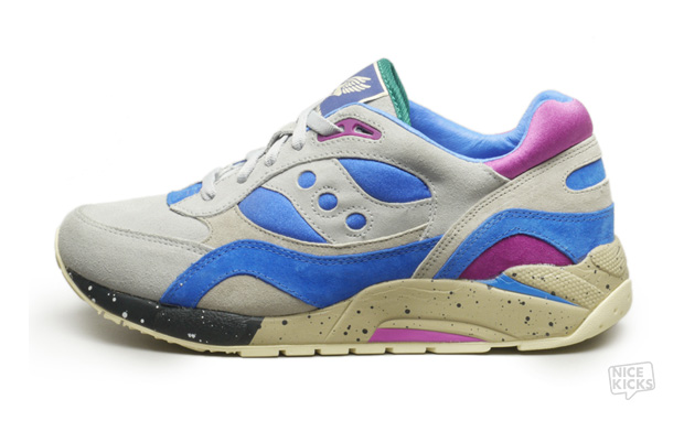 Bodega x Saucony Elite G9 Shadow 6 Available Now