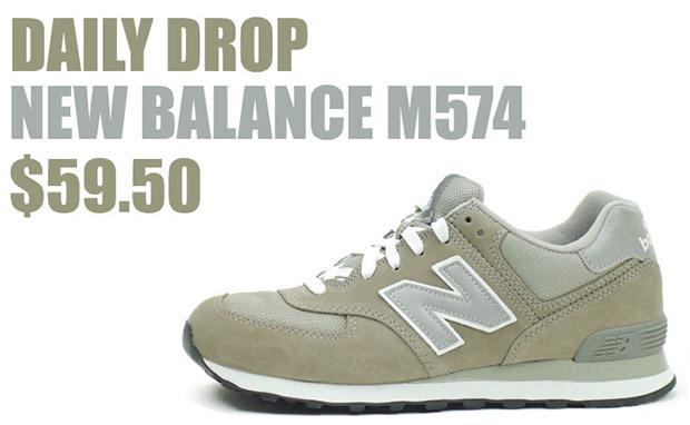 Daily Drop: New Balance 574