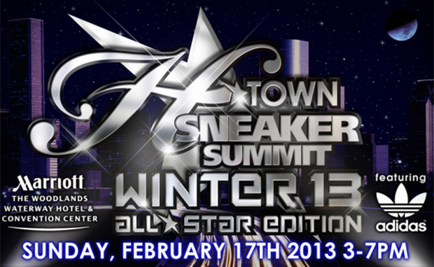 Event Reminder H-Town Sneaker Summit