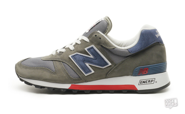 New Balance 1300 Grey/Red-Blue