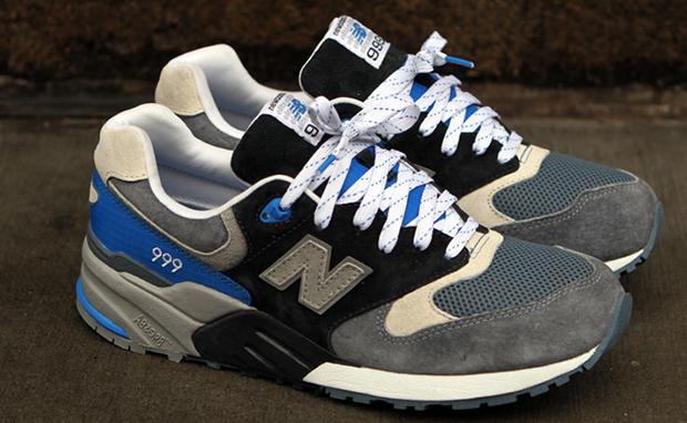 New Balance 999 Royal/Grey