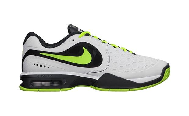 Nike Air Max Courtballistec 4.3 White-Volt-Anthracite
