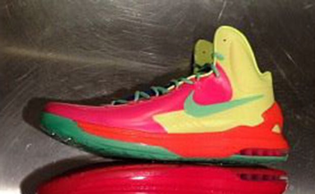 Nike KD V Multi Color