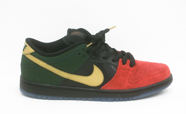 "Nike SB Dunk Low ""Black History Month"""