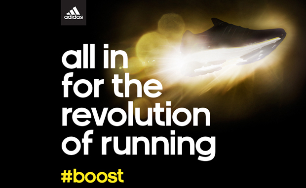 adidas #Boost Innovation Day Livestream