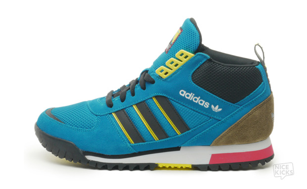 "adidas ZX TR Mid ""Turquoise"""