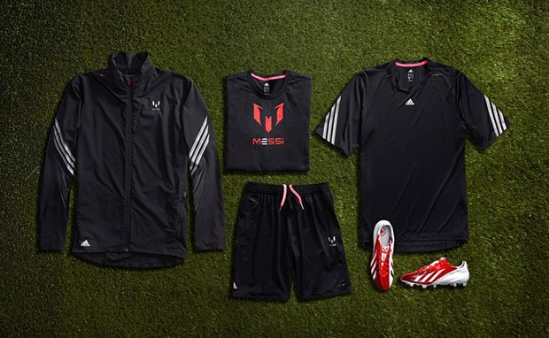 adidas Lionel Messi Signature Collection