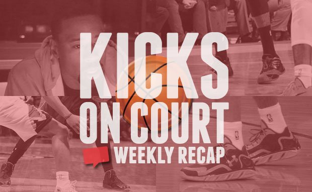 Kicks On Court Weekly Recap: T-MAC Back, Derrick Williams' #XX8DaysOfFlight & DeAndre Jordan Talks Bionic Spine PEs