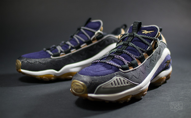 Reebok DMX Run 10 Thunder Blue/Brass