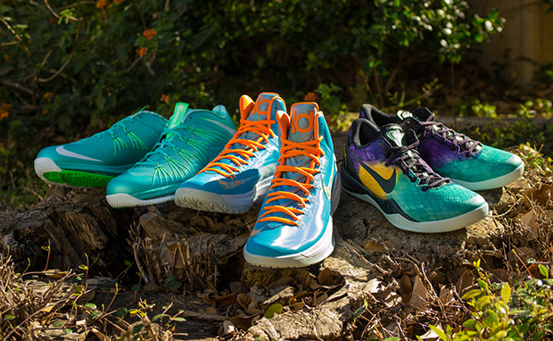 "Nike Basketball ""Easter"" Collection"