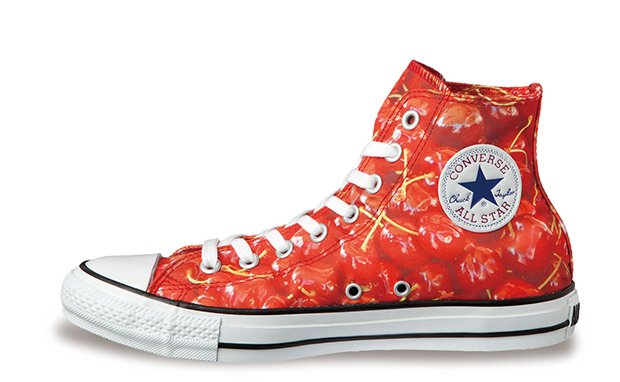 "Converse Chuck Taylor ""Cherry"""