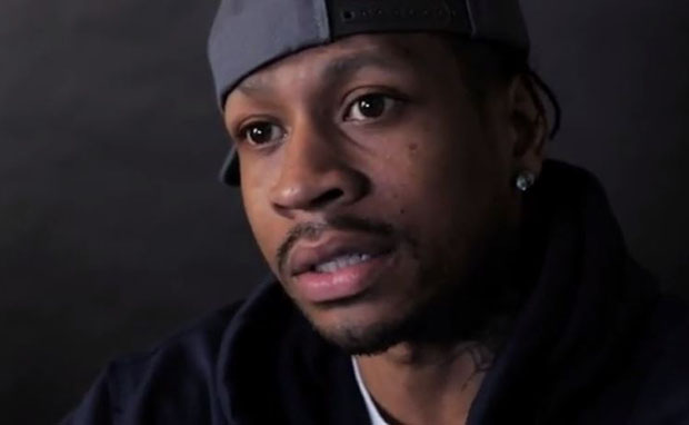 Allen Iverson Talks College Days with Reebok Classic