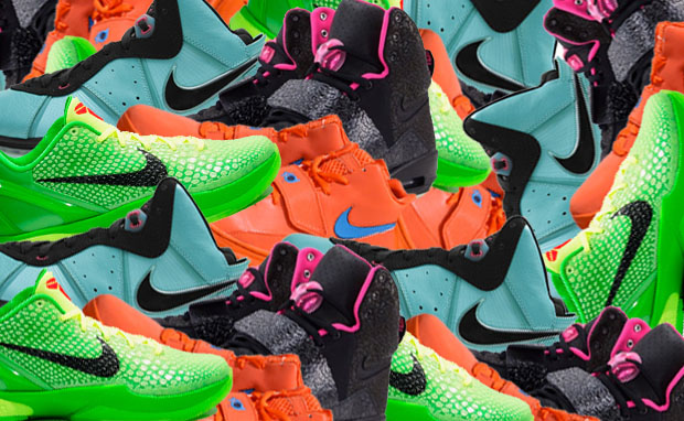 Color Craze Revisiting Popular Colorways That Originated on Nike Signatures