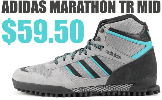 Daily Drop adidas Marathon TR Mid