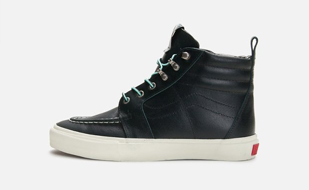 "Mike Hill x Vans Syndicate Sk8-Hi Boot ""S"""