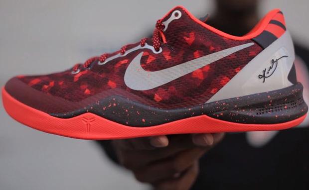 Nike Kobe 8 Year of the Snake Live Look