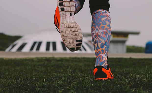 Nike Rocket Custom Sock for Texas Relays
