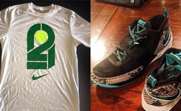Nike Zoom Revis Upcoming Colorways and New Darrelle Revis Logo