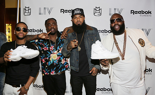 Reebok Classic Whites Party Event Recap with Rick Ross, Wale & Stalley