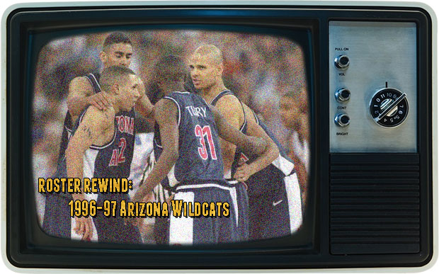 Roster Rewind: 1997 Arizona Wildcats