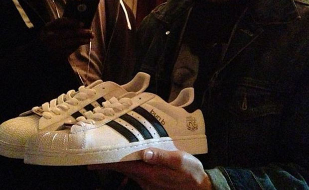 adidas Superstar Trill OG Custom Package for Bun B