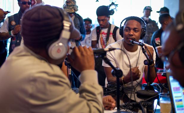 Kendrick Lamar Talks Favorite Sneakers Studio Footwear  Jay-Z Influence