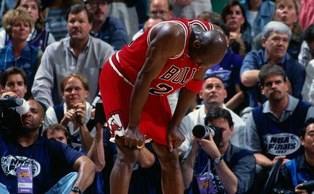 Michael Jordan's Trainer Says 'Flu Game' Was A Poisoning Case