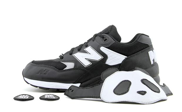 "New Balance 580 ""Panda"" Custom"