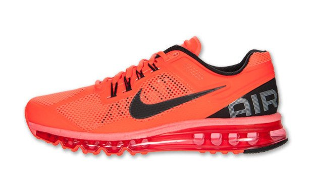Nike Air Max+ 2013 Total Crimson