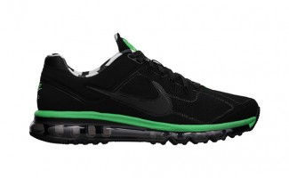 Nike Air Max 2013 Paris Black Lush Green