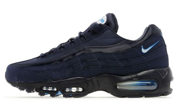 Nike Air Max 95 Blackened Blue